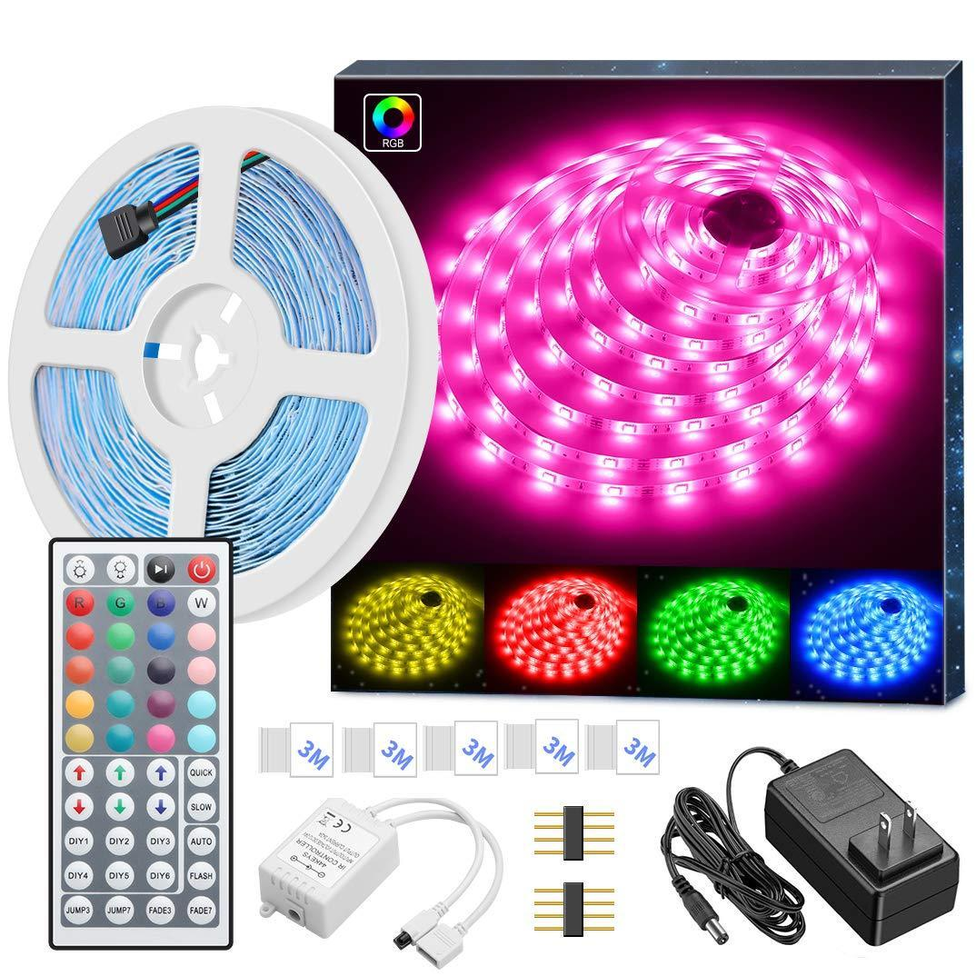 LED Feed 200001051 Waterproof LED STRIP LIGHT W/ REMOTE
