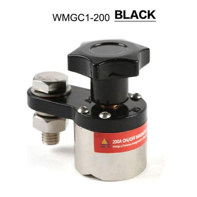 MAGNETSwitch 200/300/600A Welding Ground Clamp-My Tool Bucket-MWGC1-200-My Tool Bucket