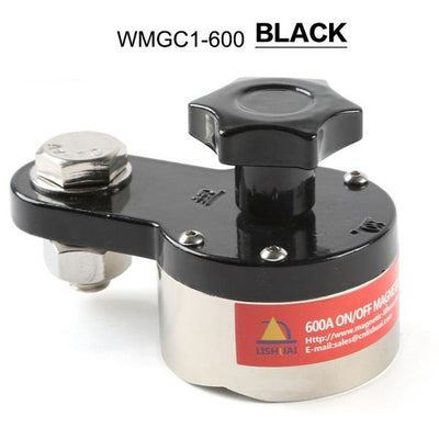 MAGNETSwitch 200/300/600A Welding Ground Clamp-My Tool Bucket-MWGC1-600-My Tool Bucket
