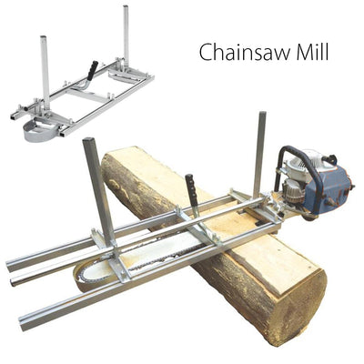 Portable Adjustable Chainsaw Mill-My Tool Bucket