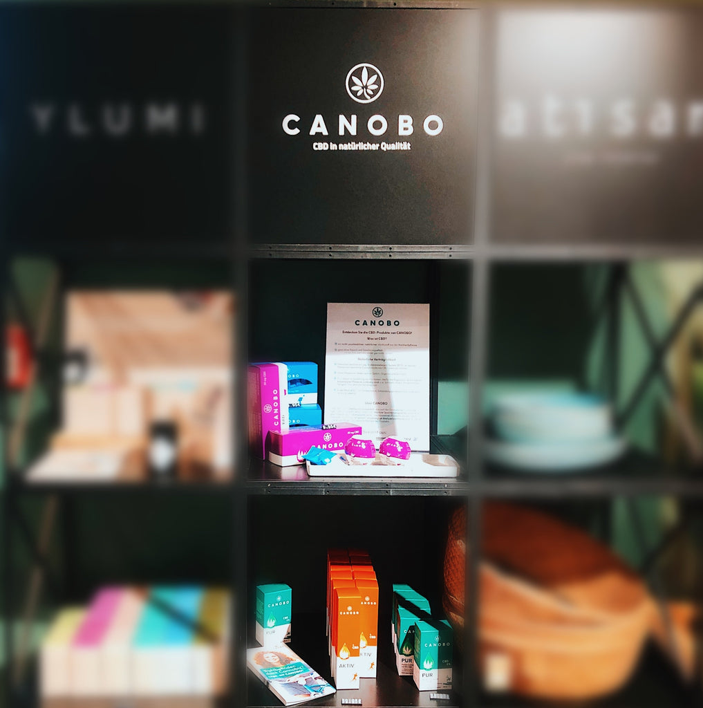 CANOBO shoppen in der Düsseldorfer City