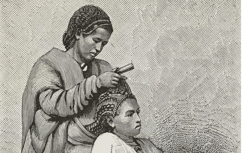 The Evolution of Black Hair in America