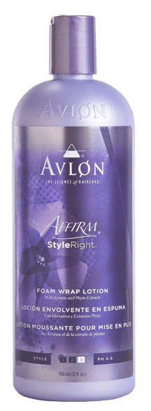 AffirmCare StyleRight™ Foam Wrap Lotion