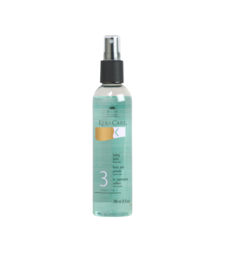 KeraCare Styling Spritz-Medium Hold