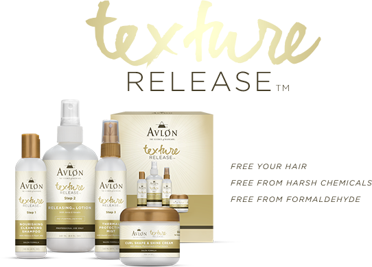Texture Release®Natural Hair Relaxer Kit