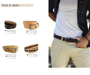 Cork belt | Men | Tradition