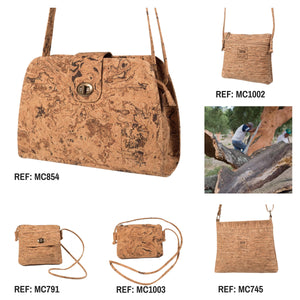 Cork Bags | Vegan