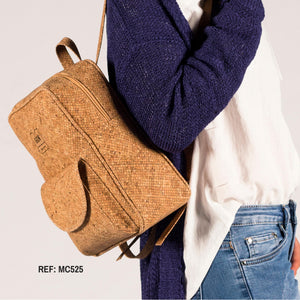Cork Backpacks | Vegan