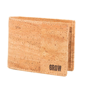 267 Cork wallets for Men