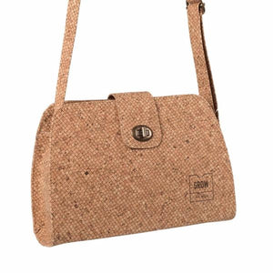 MC854 Cork Crossbody bag