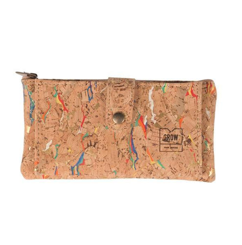 MC2002 Cork Wallet for Women