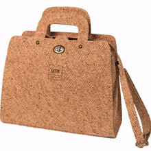 MC821 Cork Handbag
