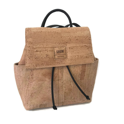 201905 Cork backpack