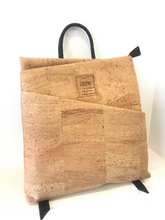 201904 Cork backpack