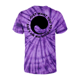 Focus Purple Tie Dye T-Shirt