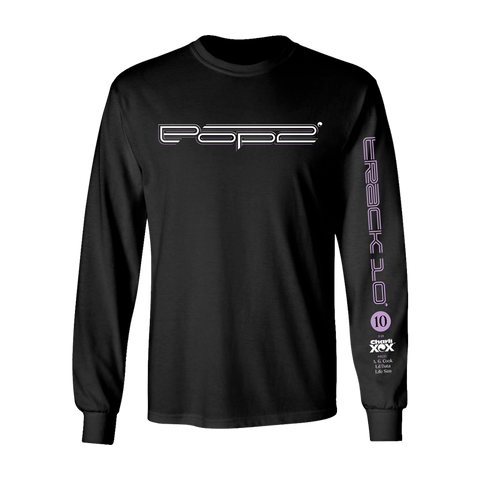 Track 10 x Pop 2 Crewneck Sweatshirt