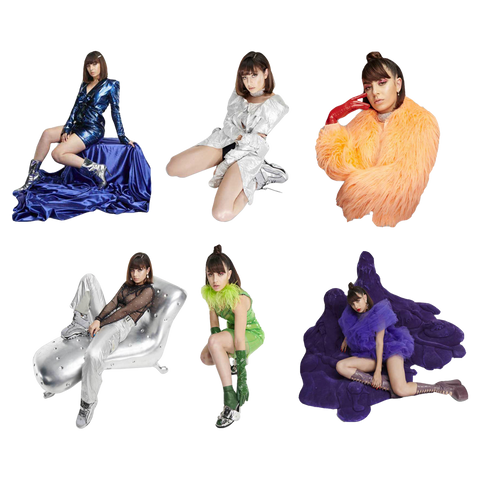 Charli XCX Sticker Pack