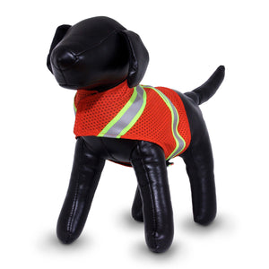 Dirty Dog High Visibility Vest - front