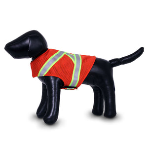 Dirty Dog High Visibility Vest - side