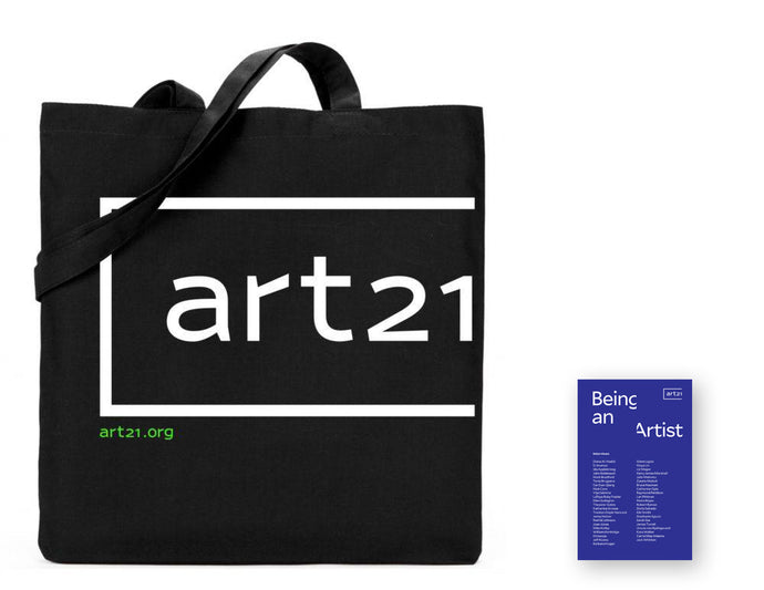 Being an Artist Book + Tote Bundle