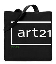 Load image into Gallery viewer, Art21 Tote Bag