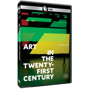 """Art in the Twenty-First Century"" Season 9 DVD"