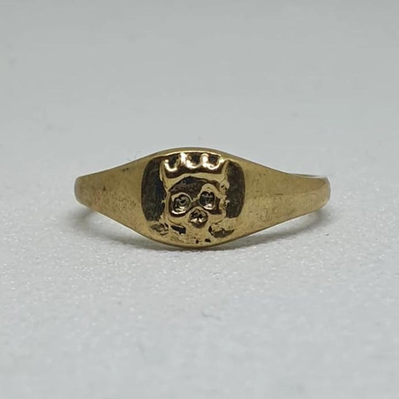 9ct Momento Ring