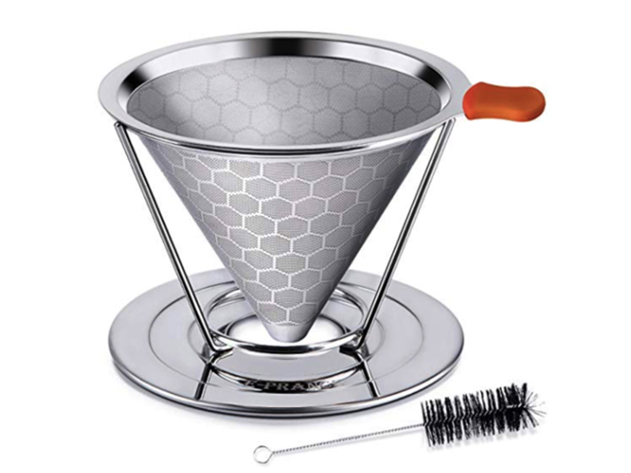 Honeycomb Stainless Steel Coffee Filter