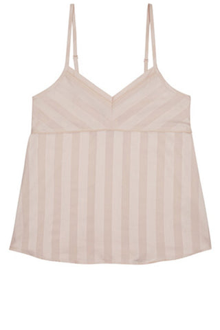 Shadow stripe camisole