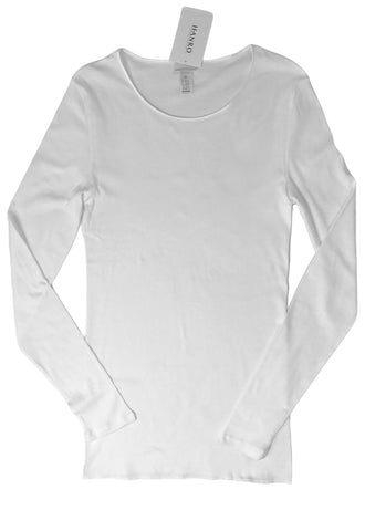 Cotton seamless long sleeve