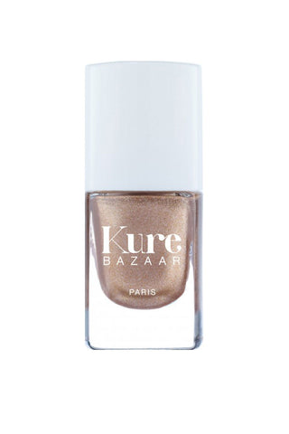 Or Bronze nail polish
