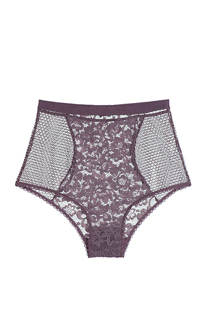 Petunia High Leg Brief