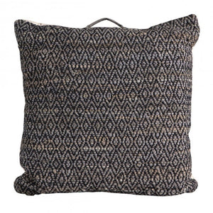 Arya Black Floor Cushion - Floor Cushion