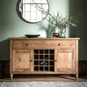 Cotswolds Oak Sideboard - sideboard