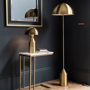 Destiny Gold Floor Lamp - Floor Lamp