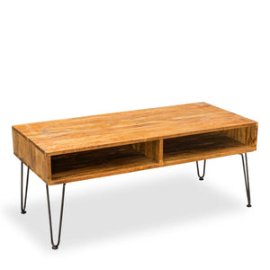 Factory Hairpin Coffee Table - Coffee Table
