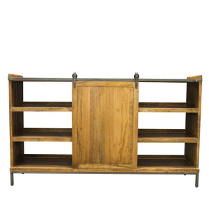 Factory Sideboard with Sliding Door - sideboard