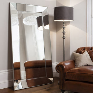 Full Length Leaner Mirror - Floor Mirror