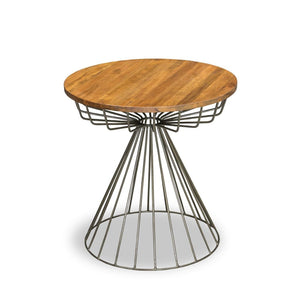 Harlem Round Side Table - side table