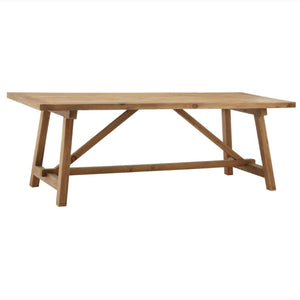 Kenmore Recycled Pine Dining Table - Dining Table