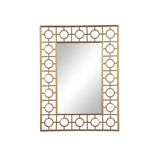 Liang & Eimil Tarah Antique Gold Mirror - Mirror