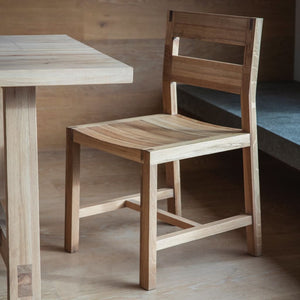 Maidstone Mellow Oak Dining Chair (Set of 2) - Dining Chairs