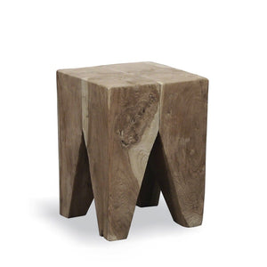 Natura Square Side Table - side table