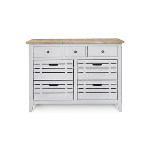 Signature Grey Servery - sideboard