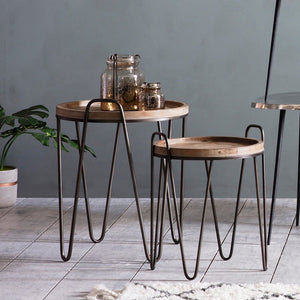 Stanton Nesting Tables - side table