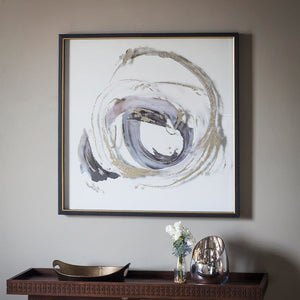 Whirlpool Framed Art - Framed Art