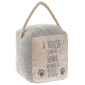 Home Without A Dog Doorstop