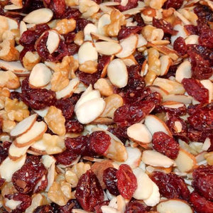 Cranberry Nut CRUNCH