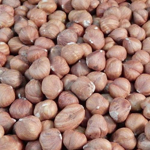 Hazelnuts, Natural