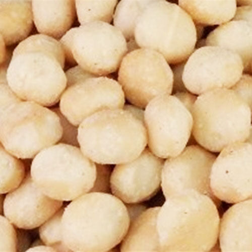 Macadamia Nuts, Whole Raw